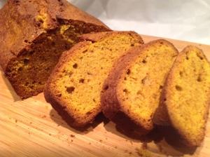 Pumpkin Bread con farina di farro