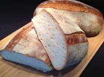 Pane al farro - Spelt flour bread